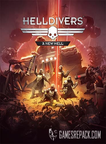 Helldivers: A New Hell Edition (RUS/ENG/MULTI18) [Repack]  by FitGirl