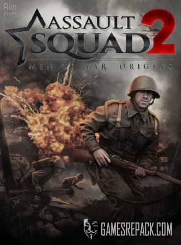Assault Squad 2: Men of War Origins (RUS/ENG) [Repack] by FitGirl