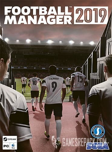Football Manager 2019 (RUS/ENG/MULTI18) [Repack] by FitGirl