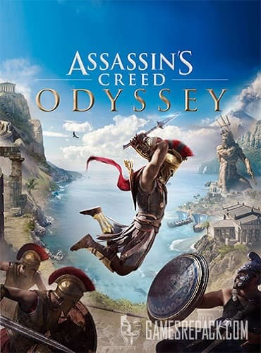 Assassin's Creed: Odyssey (RUS/ENG/MULTI15) [Repack] by FitGirl