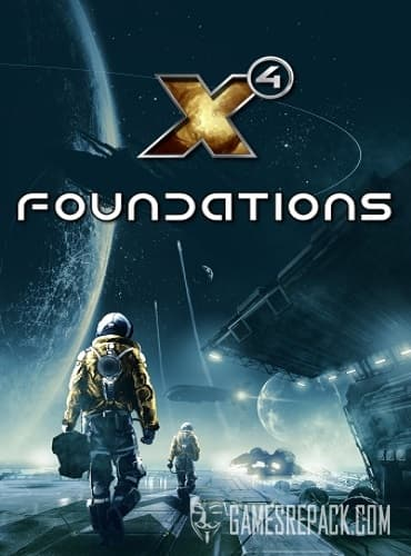 X4: Foundations Collector's Edition [2.21] (Egosoft) (RUS/ENG/MULTi6) [GOG]