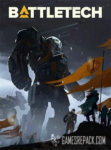 BATTLETECH: Digital Deluxe Edition (RUS/ENG) [Repack] by FitGirl