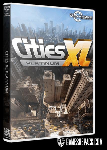 Cities XL Trilogy (RUS|ENG) [RePack] от R.G. Механики