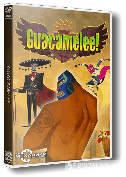 Guacamelee! Dilogy (RUS|ENG|MULTI) [RePack] от R.G. Механики