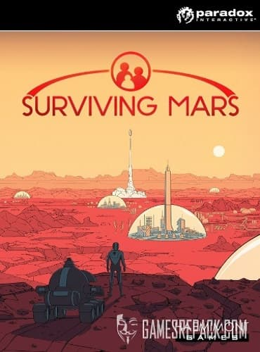 Surviving Mars: Green Planet (Paradox Interactive) (RUS|ENG|MULTi7) [L]