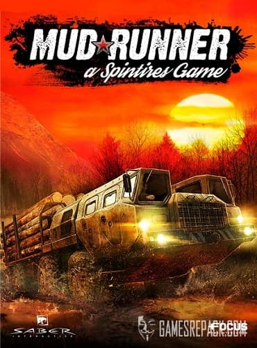 Spintires: MudRunner (Focus Home Interactive) (RUS|ENG|MULTi9) [L]