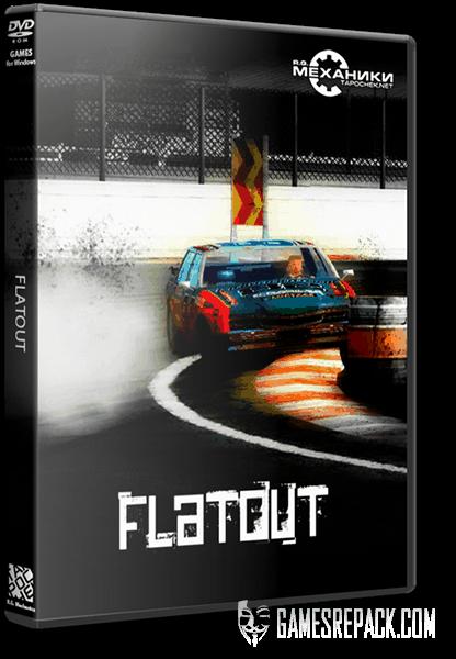 Антология FlatOut | FlatOut Anthology (RUS|ENG) [RePack] от R.G. Механики