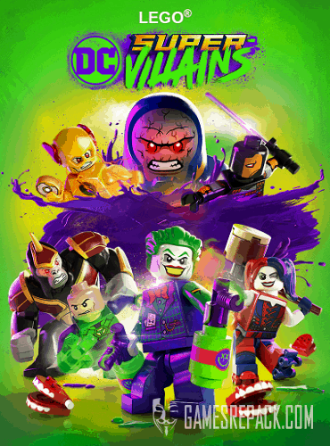 LEGO DC Super-Villains Deluxe Edition (2018)  RePack от xatab