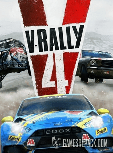 V-Rally 4: Ultimate Edition (2018)  RePack от xatab