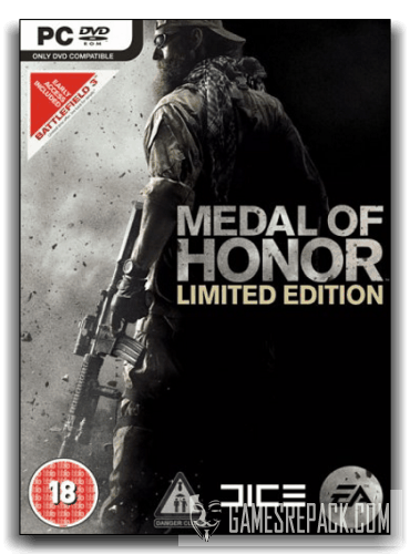 Medal of Honor. Limited Edition (2010)  RePack от xatab