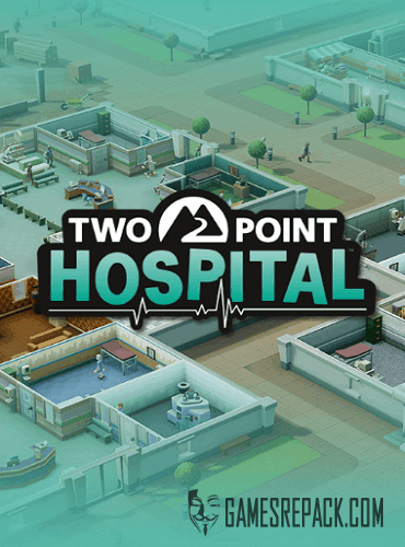 Two Point Hospital [1.9.24446] (2018)  RePack от xatab