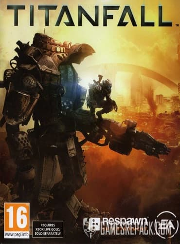 Titanfall Deluxe Edition (Electronic Arts) (RUS|ENG|MULTi) [OriginRip]