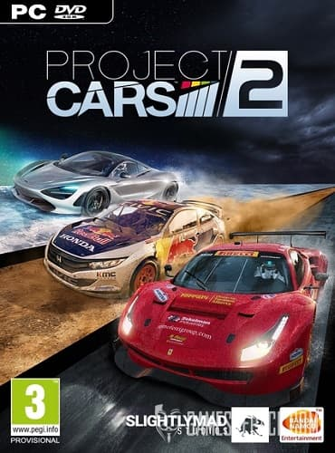 Project CARS 2 (BANDAI NAMCO Entertainment) (RUS/ENG/MULTi12) [Repack] от R.G. Catalyst