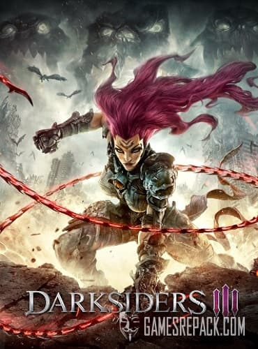 Darksiders III: Deluxe Edition (v. 1.3) (2018)  RePack от xatab