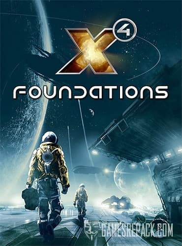 X4: Foundations (RUS/ENG/MULTI11) [Repack] by FitGirl