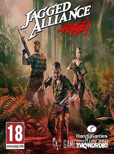 Jagged Alliance: Rage! (RUS/ENG) [Repack] by FitGirl