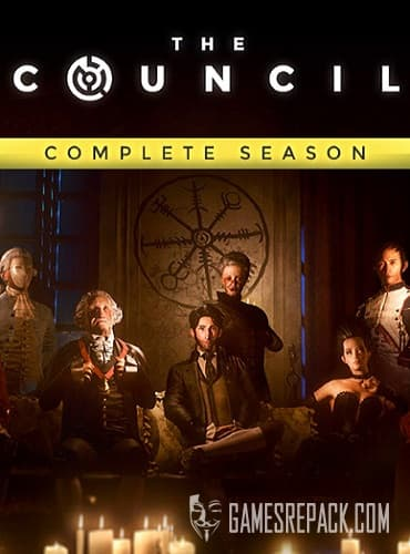 The Council: Complete Season (RUS/ENG/MULTI5) [Repack] by FitGirl