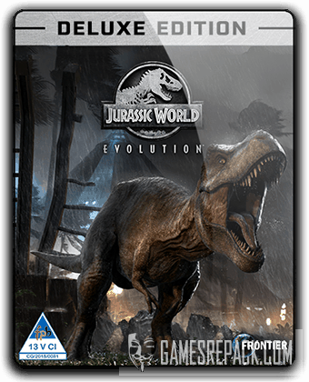 Jurassic World Evolution: Deluxe Edition [v 1.4.3 + DLCs] (2018) RePack от qoob