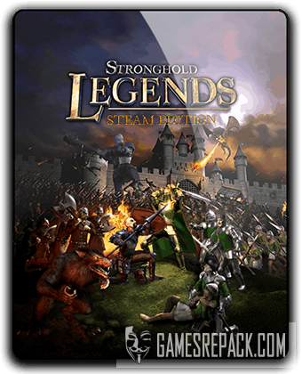Stronghold Legends: Steam Edition [v 1.3] (2009)  RePack от qoob