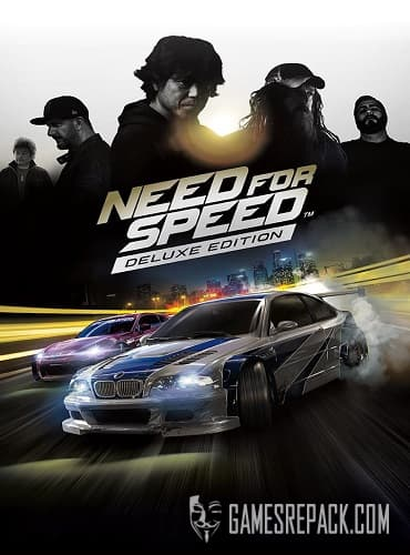 Need for Speed - Deluxe Edition (Electronic Arts) (RUS|ENG|MULTi) [Origin-Rip] vano_next