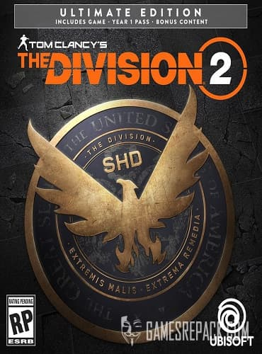 Tom Clancy's The Division 2 - Ultimate Edition (Ubisoft) (RUS|ENG|MULTi) [UplayRip] by vano_next