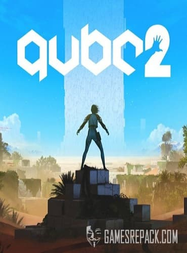 Q.U.B.E. 2 (Trapped Nerve Games) (RUS/ENG/MULTI7) [Repack] от R.G. Catalyst