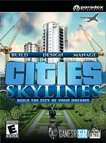Cities: Skylines - Deluxe Edition (Paradox Interactive) (RUS/ENG/MULTI7) [Repack] от R.G. Catalyst