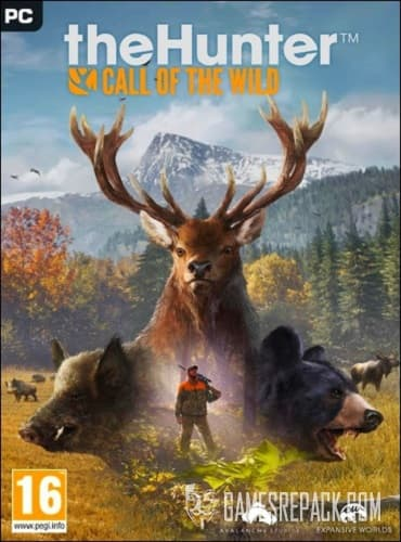 TheHunter: Call of the Wild  (2017) RePack от R.G. Catalyst