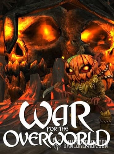 War For The Overworld (Subterranean Games) (RUS/ENG/MULTi9) [Repack] от R.G. Catalyst
