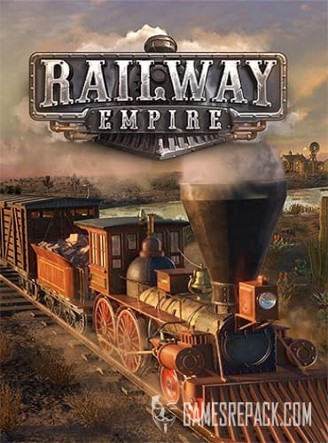 Railway Empire (Kalypso Media) (RUS/ENG|MULTI8) [Repack] от R.G. Catalyst