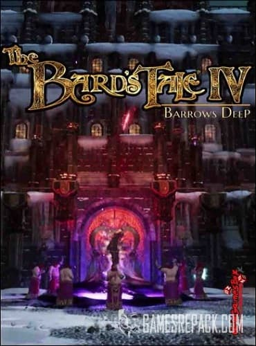 The Bard's Tale IV: Barrows Deep (inXile Entertainment) (RUS/ENG/MULTi6) [Repack] от R.G. Catalyst