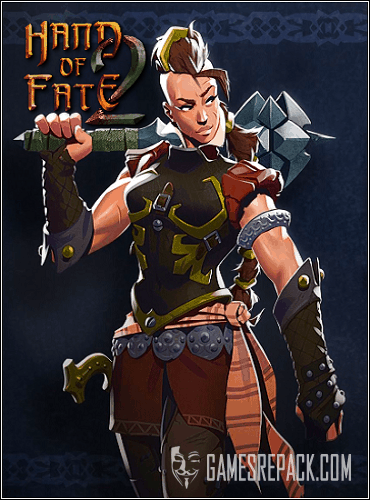 Hand of Fate 2 (Defiant Development) (RUS/ENG/MULTi11) [Repack] от R.G. Catalyst