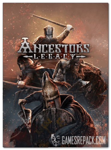 Ancestors Legacy (ENG/RUS/MULTI 9) [Repack] от R.G. Catalyst