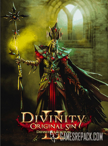 Divinity Original Sin 2 Definitive Edition [Repack] от R.G. Catalyst