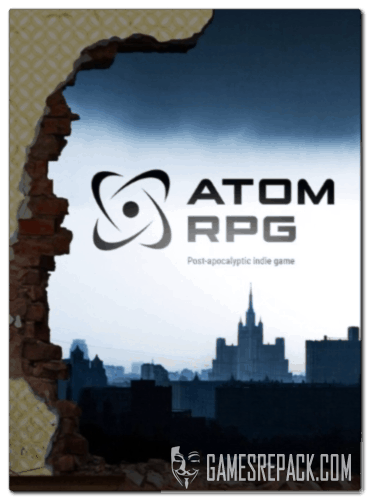 ATOM RPG: Post-apocalyptic indie game (AtomTeam) (RUS|ENG) [L]
