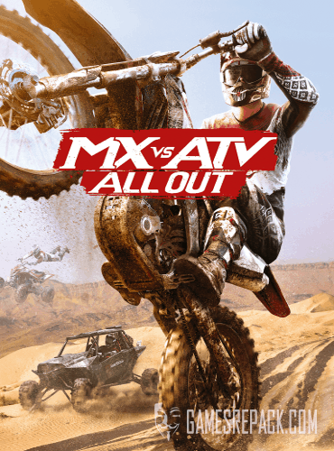 MX vs ATV All Out - Hometown MX Nationals (THQ Nordic) (RUS|ENG|MULTi11) [L]