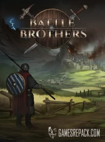 Battle Brothers: Deluxe Edition (2017) (RUS) [RePack] от xatab
