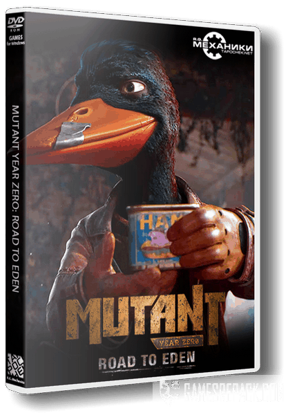 Mutant Year Zero: Road to Eden (RUS|ENG|MULTI11) [RePack] от R.G. Механики
