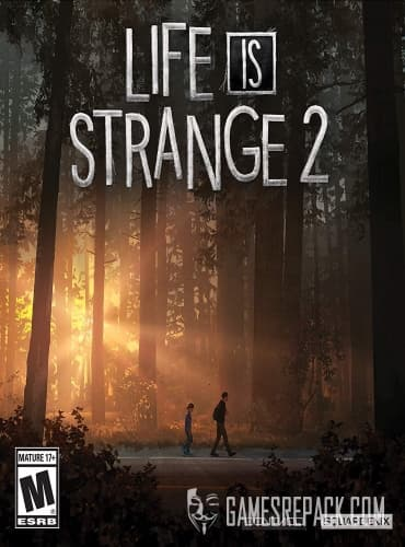 Life is Strange 2: Episode 1 - Roads (Square Enix) (RUS|ENG|MULTi8) [L]