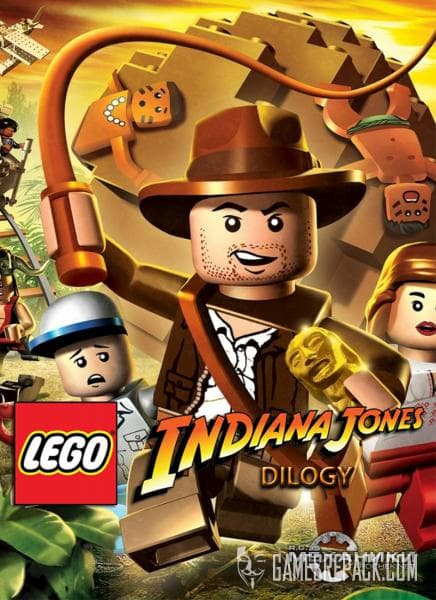 LEGO Indiana Jones Dilogy (RUS|ENG) [RePack] от R.G. Механики