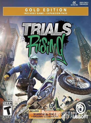 Trials Rising - Gold (Ubisoft) (RUS|ENG|MULTi)
