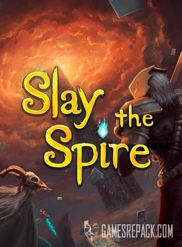 Slay the Spire (Mega Crit Games) (RUS/ENG/MULTi) [L]