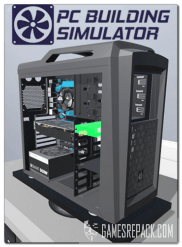 PC Building Simulator - Republic of Gamers Workshop (The Irregular Corporation) (RUS|ENG|MULTi9) [L]