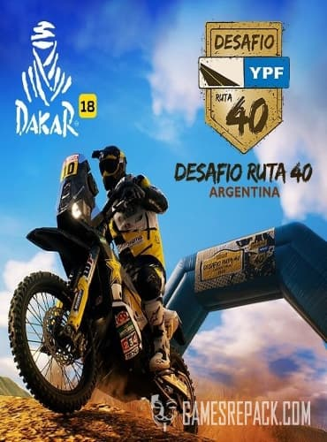 Dakar 18 - Desafio Ruta 40 Rally (Bigmoon Entertainment, Deep Silver) (ENG/MULTi6) [L]