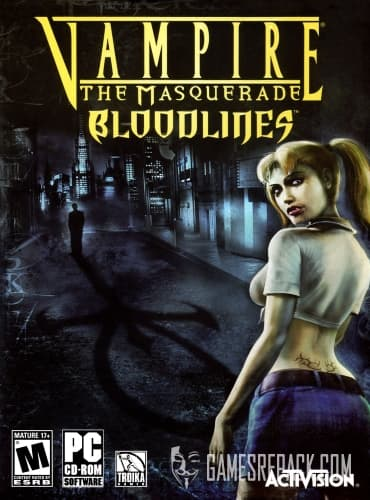 Vampire: The Masquerade Bloodlines (Activision) (RUS|ENG) [GOG]