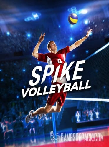 Spike Volleyball (Bigben Interactive) (RUS|ENG|MULTi12) [L]