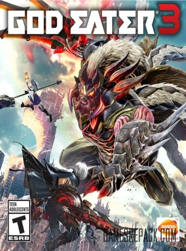 GOD EATER 3 (BANDAI NAMCO Entertainment) (RUS|ENG|MULTi11) [L]