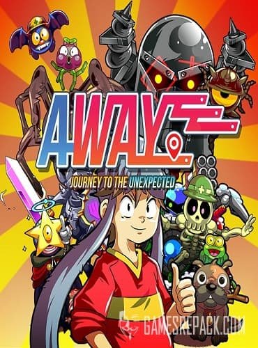 AWAY: Journey to the Unexpected (Playdius, Plug In Digital) (RUS/ENG/MULTI9) [GOG]