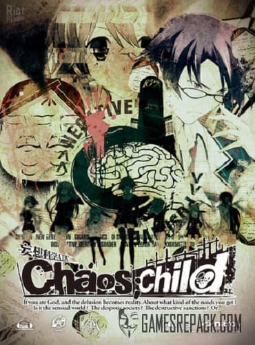 CHAOS;CHILD (ENG/JAP) [Repack] by FitGirl