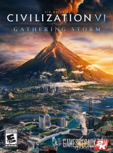 Sid Meier's Civilization VI: Gathering Storm (2K Games) (RUS/ENG/MULTi12) [L]